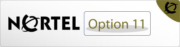 Nortel Option 11 Logo